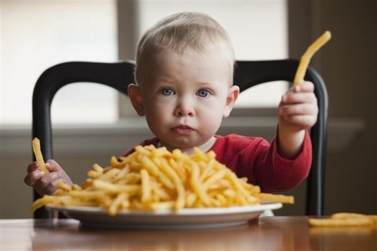 Fastfood yemeğini evde birlikte yapın