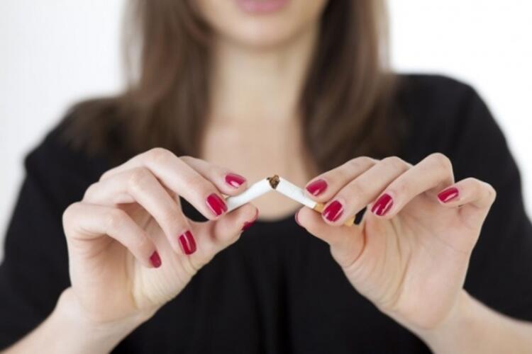 5) Sigarayı bırakın ve içilen ortamlardan uzak durun: