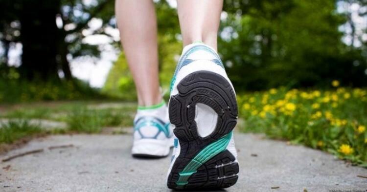 8) Düzenli egzersiz yapın: