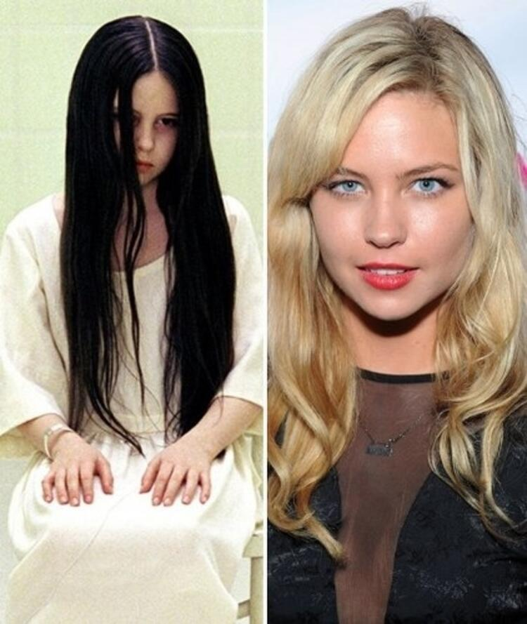 Daveigh Chase - Halka (The Ring)