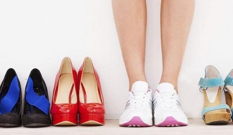 Uygun olmayan ayakkabı kullanımı nasırı tetikleyebilir