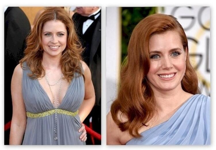 Jenna Fischer ve Amy Adams