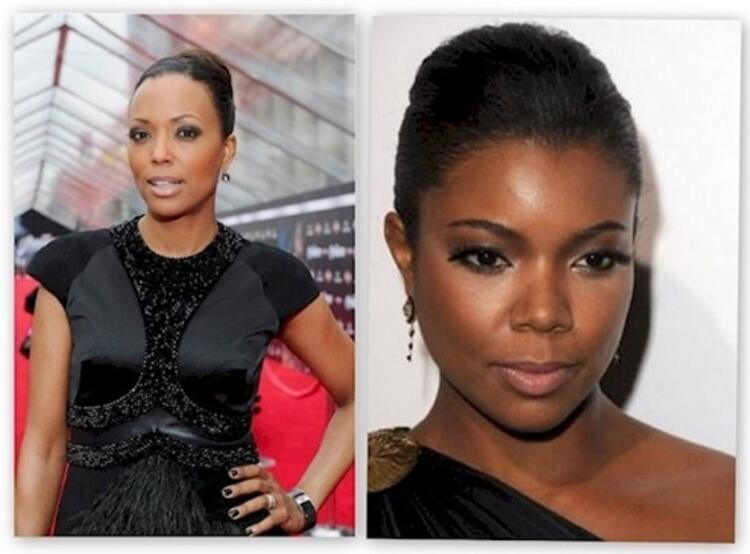 Aisha Tyler ve Gabrielle Union