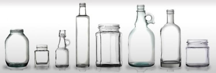 Uzun ve dar şişeler