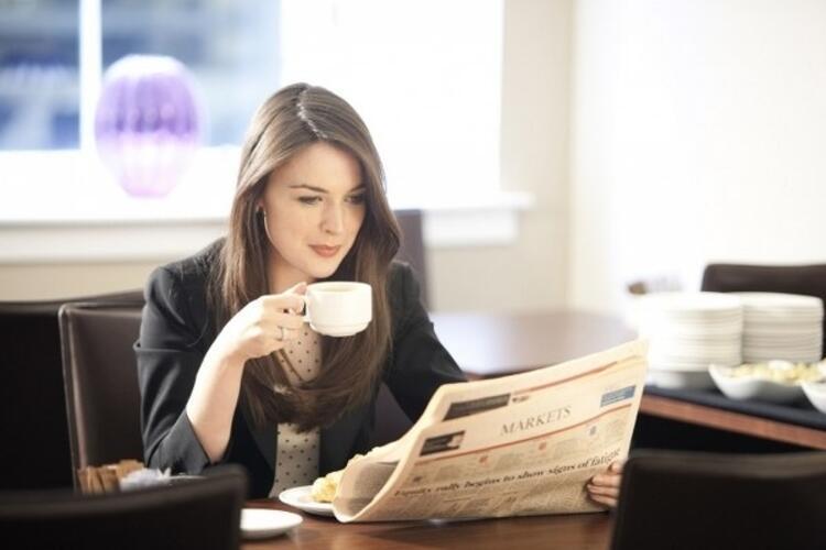 Saat 15.00'dan sonra kahve içmeyin.