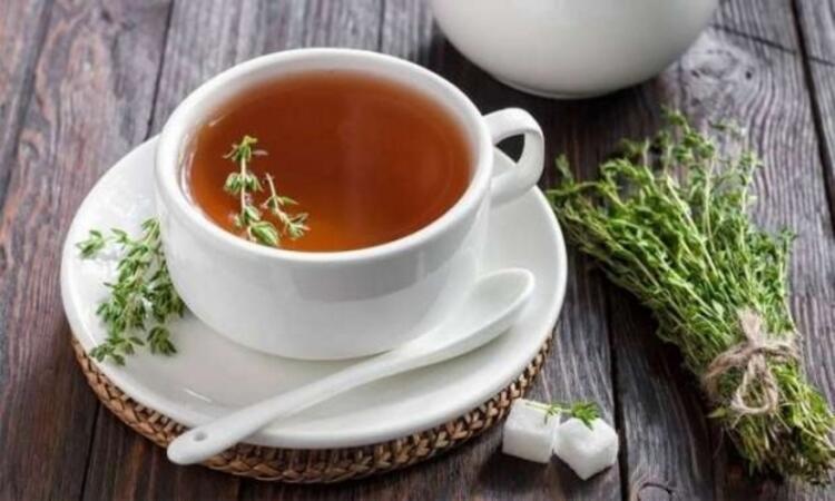 Çay-kahve yerine bitki çayı