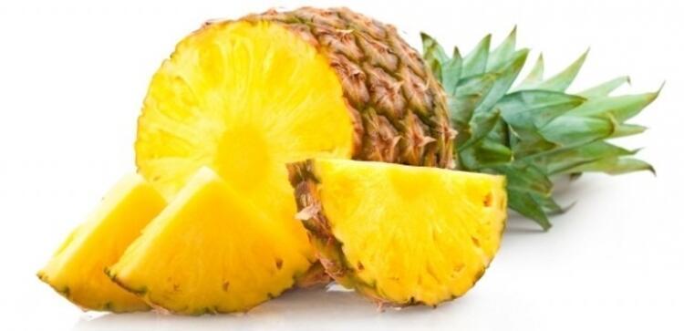 2 dilim ananas hafızayı güçlendirir