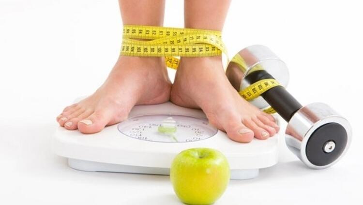 Sağlıklı bir şekilde kilo vermeyi destekler