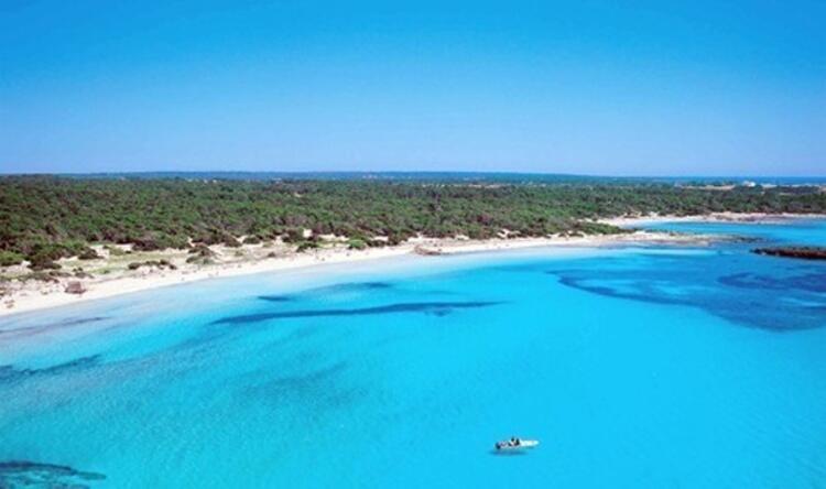 Güzelliği ve doğası bozulmamış birbirinden sakin en güzel plajlar...