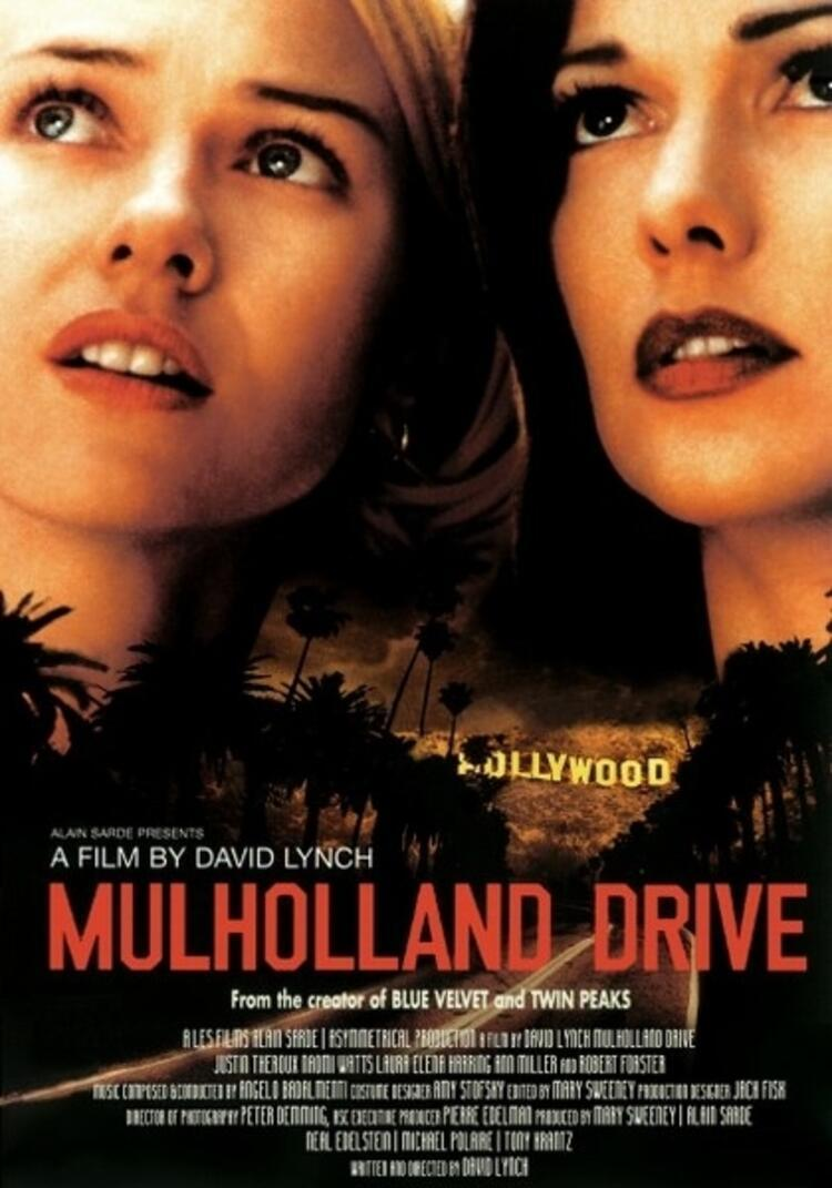 1. Mulholland Drive (Mulholland Çıkmazı)