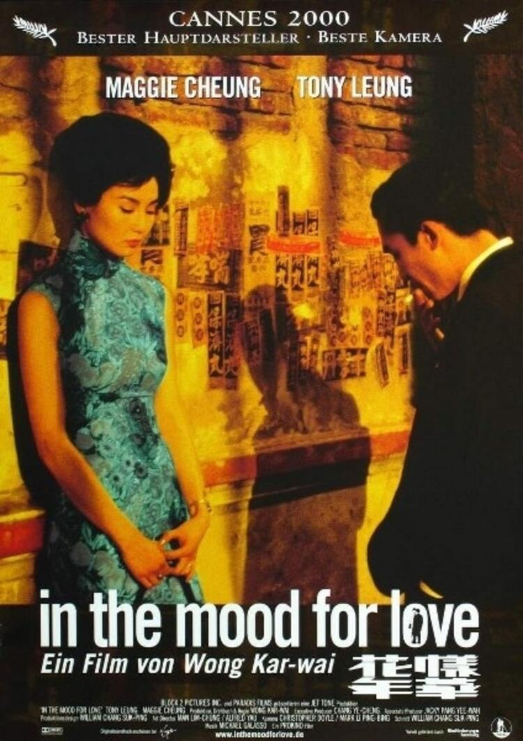 2. In the Mood for Love