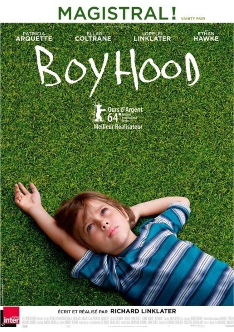 5. Boyhood (Çocukluk)