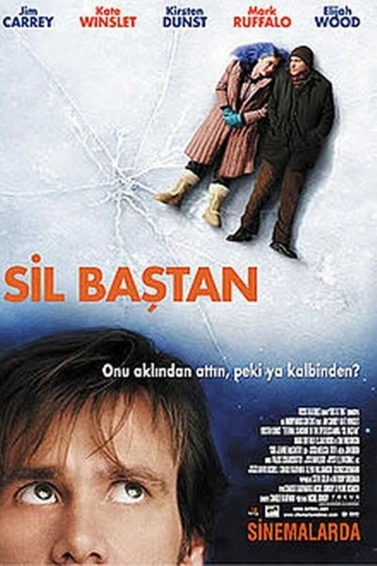 6. Eternal Sunshine of the Spotless Mind (Sil Baştan)
