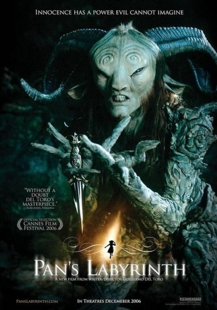 17. Pans Labyrinth (Panın Labirenti)