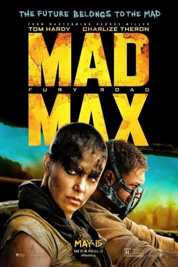 19. Mad Max: Fury Road