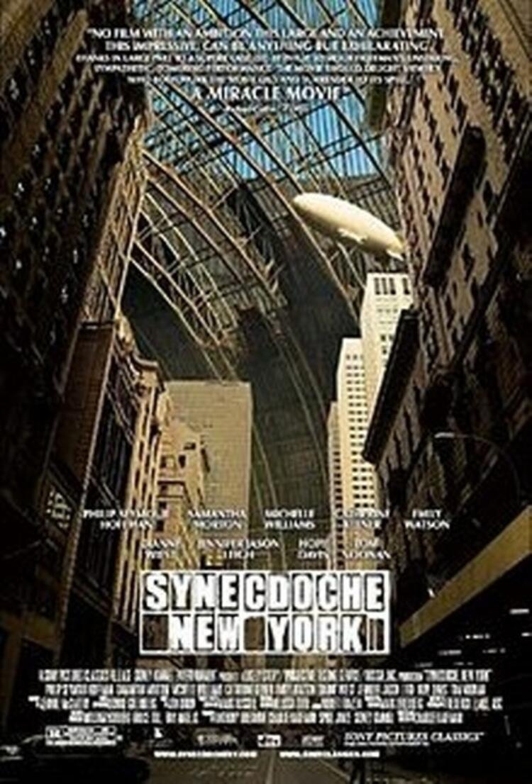 20. Synecdoche, New York (New York Yanılsamaları)
