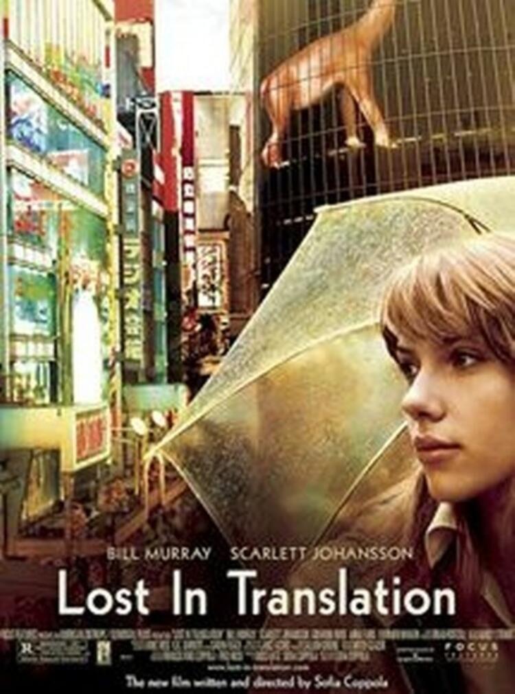 22. Lost in Translation (Bir Konuşabilse)