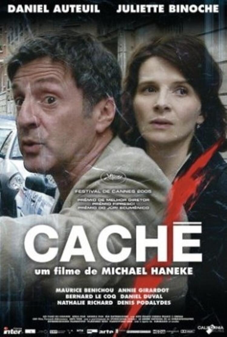 23. Caché (Saklı)