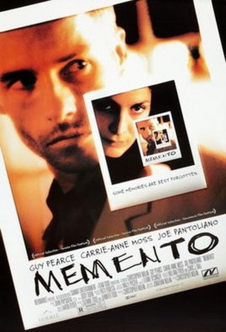 25.  Memento (Akıl Defteri)