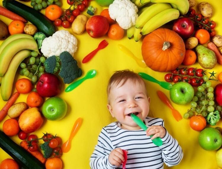 Çocuklar günde kaç porsiyon meyve tüketmeli