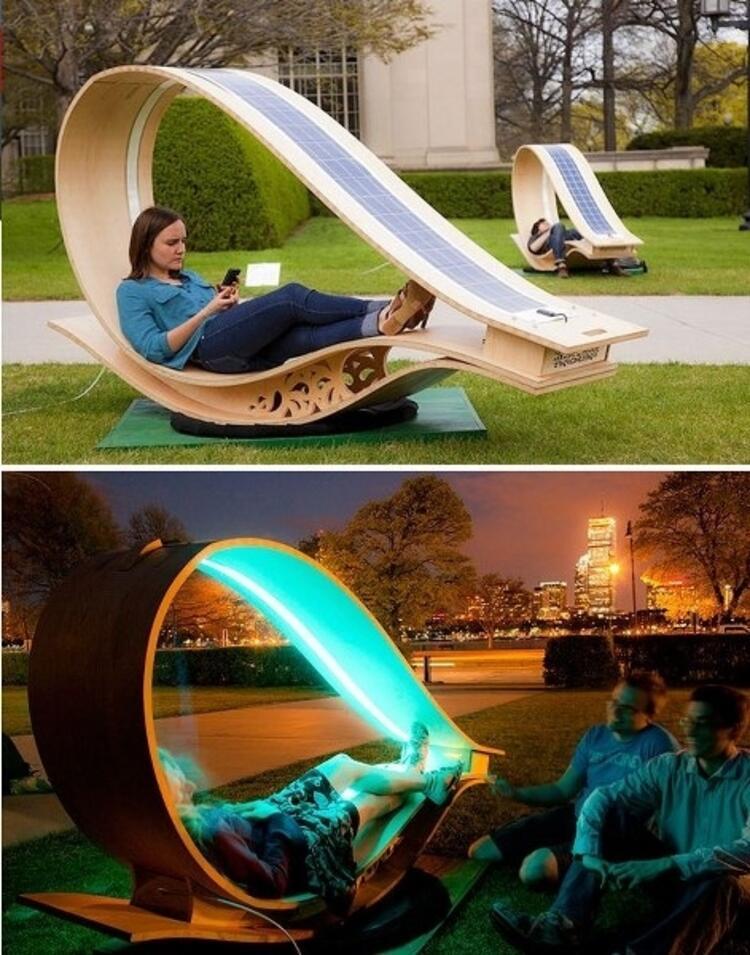 Creative Park Bench, Massachusetts