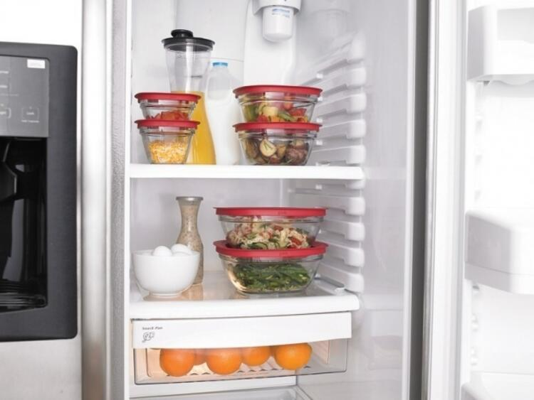 Buzdolabında küf oluşumunu engeller