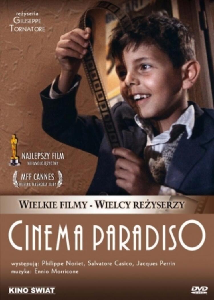 CENNET SİNEMASI- CINEMA PARADİSO - 1988