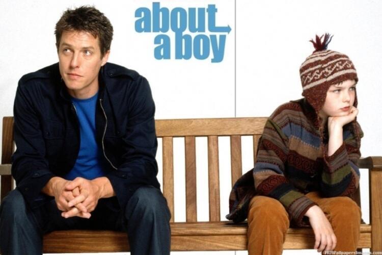 BİR ERKEK HAKKINDA/ ABOUT A BOY (2002)