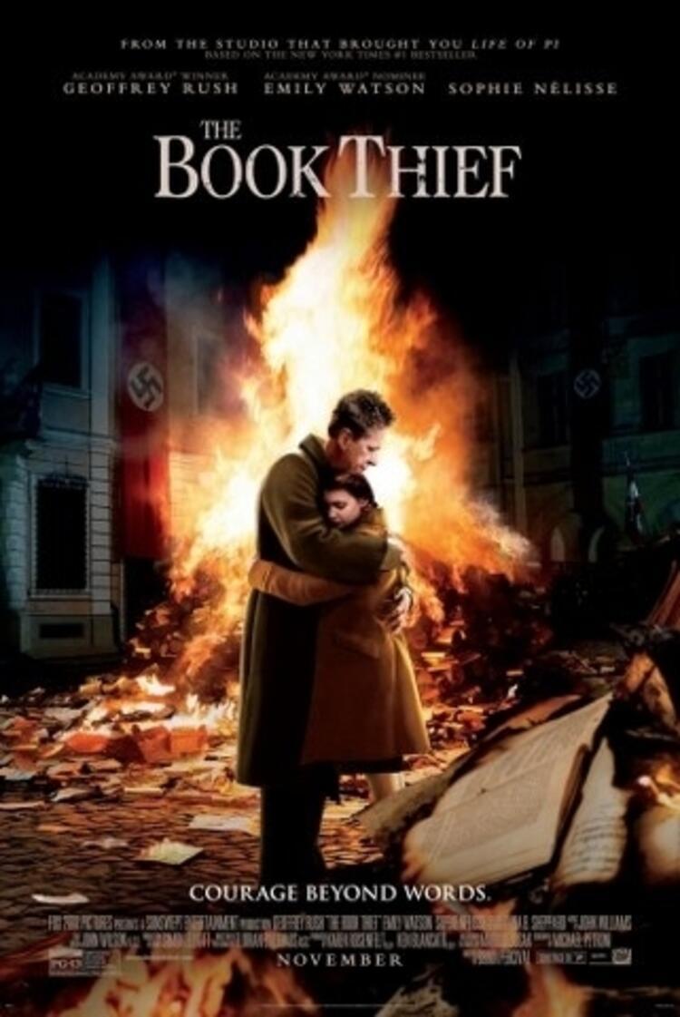 KİTAP HIRSIZI - THE BOOK THIEF - 2013