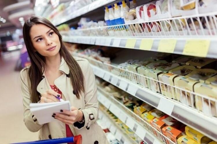 Alışveriş Listesi Yapın
