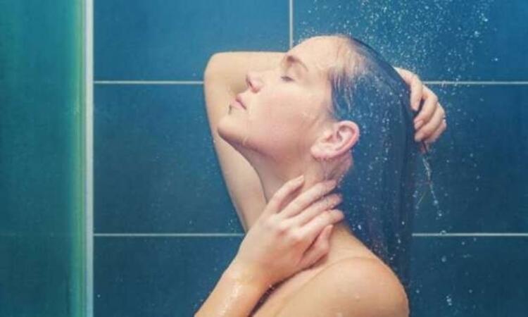 Ilık duş alın