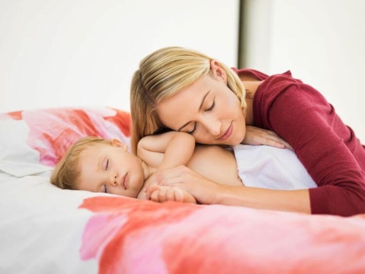 2.Sallayarak uyutmayın
