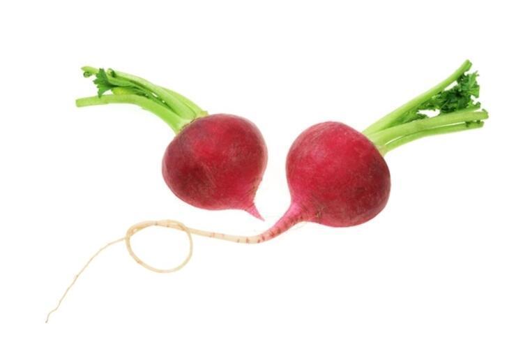 Kırmızı Turp ve Yumurta
