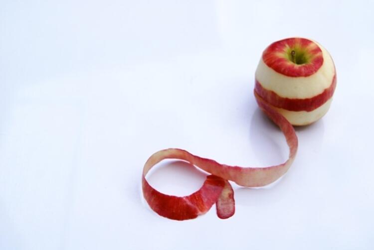 Elma Kabuğu
