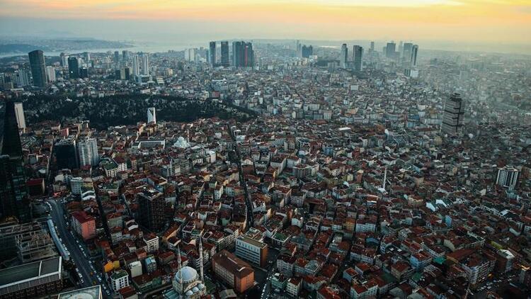 İstanbul ilçelerinde ortalama konut satış değerleri