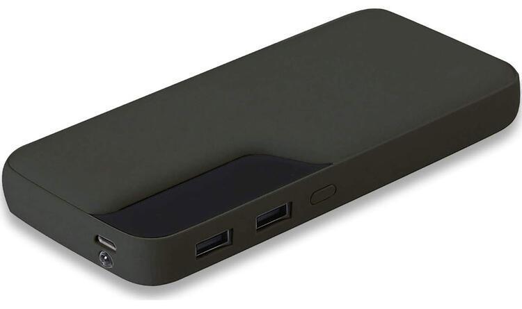 Dexim M10 10000 mAh 2 USB Portlu Powerbank