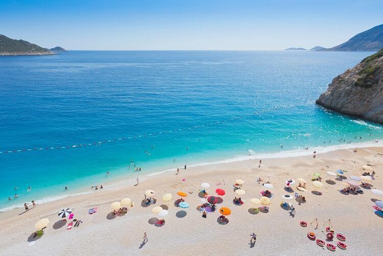Mavi bayraklı plajlar cenneti