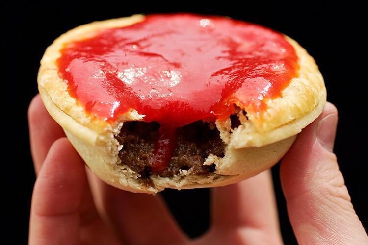 Avustralya: Meat Pie