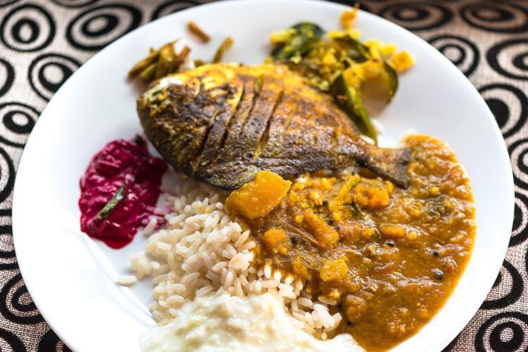Bangladeş: Balık ve Pirinç