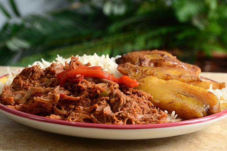 Küba: Ropa Vieja
