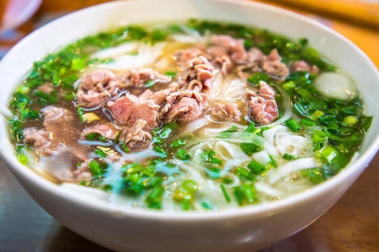 Vietnam: Pho