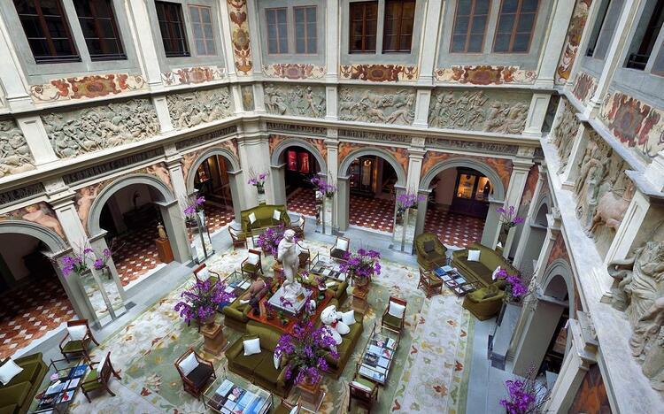 15- Four Seasons Hotel Floransa / İtalya