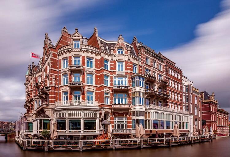 12- De L'Europe Amsterdam / Hollanda