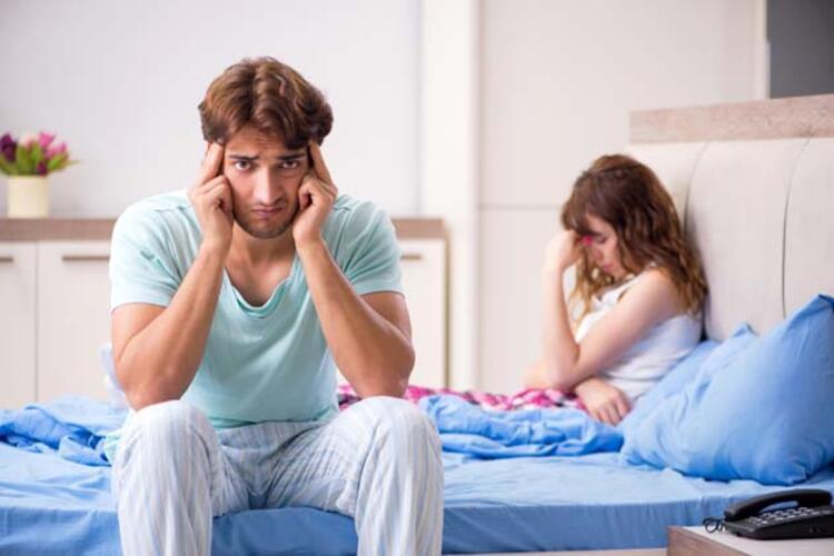 Cinsellikten soğuma daha çok psikolojik kökenlidir.