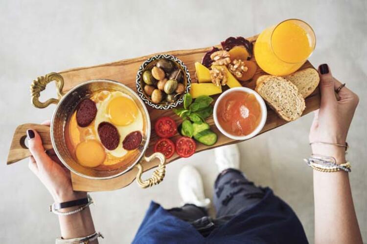 Türk tipi kahvaltı sağlıklı mı