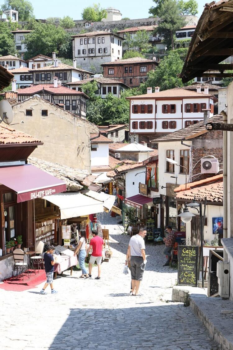 Ziyaretçilere Safranbolu lokumu ikram edilecek