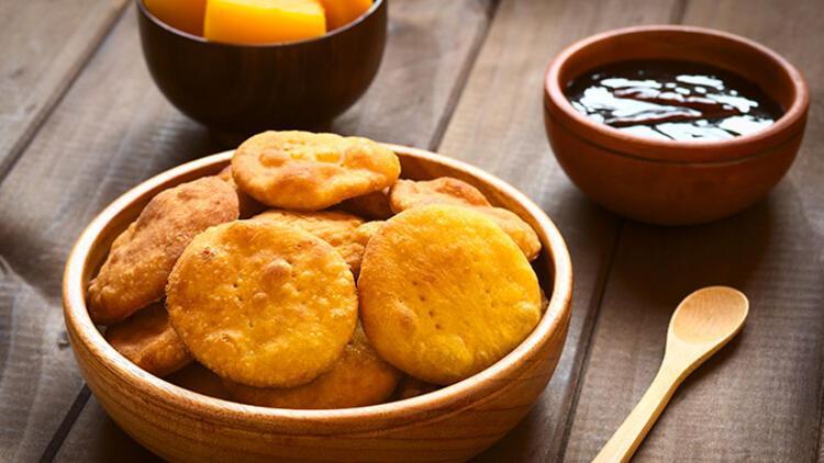 Mayasız hamur kızartması tarifi