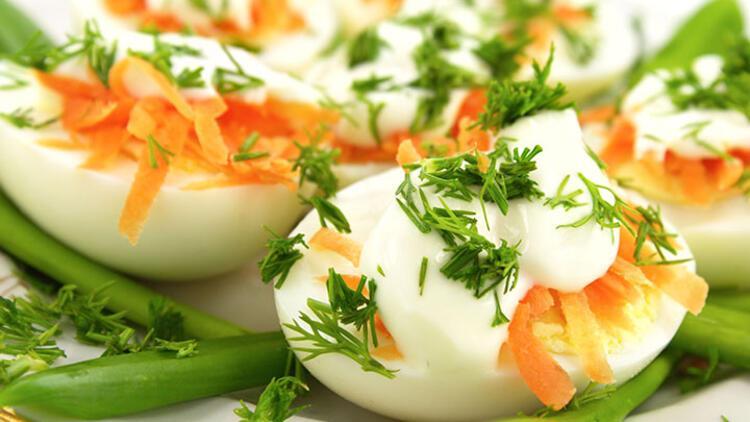 Havuçlu yumurta sarması tarifi