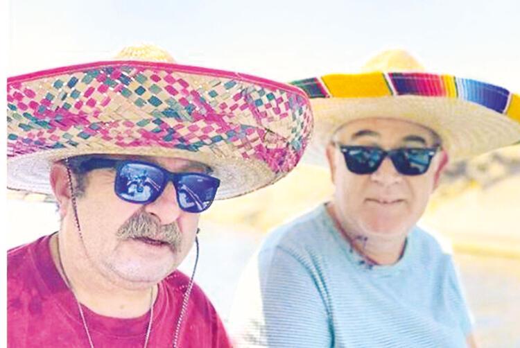 Meksikalı dostlar