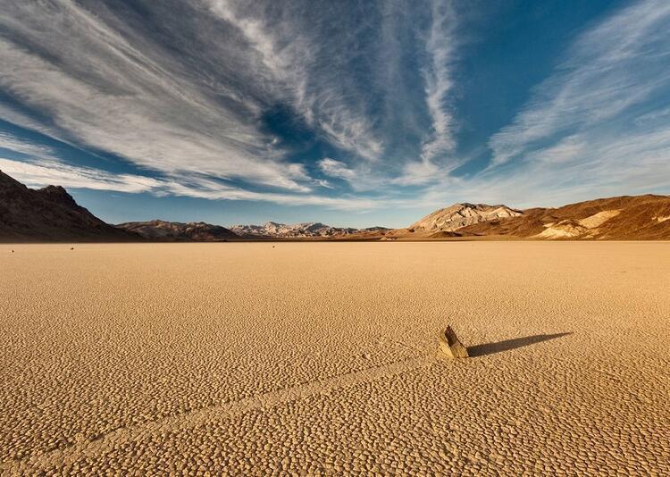 Death Valley (Ölüm vadisi) / ABD